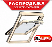 Мансардное окно Velux GLP 0073B OPTIMA Комфорт MR06 78х118